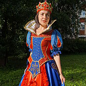 Одежда ручной работы. Ярмарка Мастеров - ручная работа королева. Handmade.