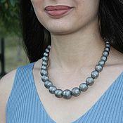 Работы для детей, handmade. Livemaster - original item Hand-minted 925 sterling silver beads VA0001. Handmade.
