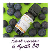 Материалы для творчества handmade. Livemaster - original item Bilberry extract aromatic. Handmade.