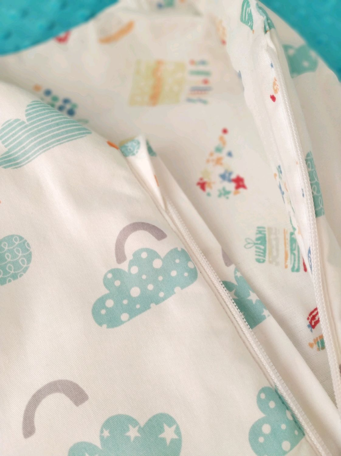 Спальный мешок для малыша Кокон