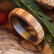 handmade. Livemaster - original item Copy of Copy of Copy of Copy of Copy of Wooden rings (black hornbeam). Handmade.