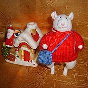 Куклы и игрушки ручной работы. Ярмарка Мастеров - ручная работа Каркасная мышь. Handmade.