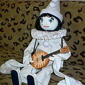 Куклы и пупсы ручной работы. Ярмарка Мастеров - ручная работа Кукла - ПЬЕРО. Handmade.