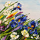 Painting with irises oil. Irises in the field. Pictures. Zabaikalie. Online shopping on My Livemaster.  Фото №2