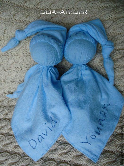 Вальдорфская игрушка ручной работы. Ярмарка Мастеров - ручная работа. Купить Куклы-уголки для младенцев. Handmade. Подарок для новорожденных