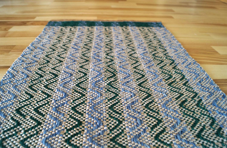 Текстурные коврики своими руками