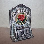 """Подарки к праздникам ручной работы. Ярмарка Мастеров - ручная работа Календарь """"Розы"""". Handmade."""