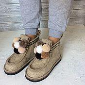 Обувь ручной работы handmade. Livemaster - original item These boots