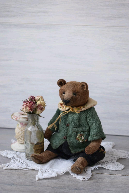 Teddy bear Timothy, Teddy Bears, Nizhny Novgorod,  Фото №1