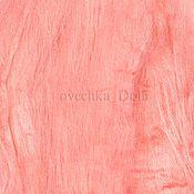 Материалы для творчества handmade. Livemaster - original item Viscose felting, 20 oz., Begonia. Handmade.