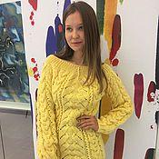 Одежда ручной работы. Ярмарка Мастеров - ручная работа Кофта женская вязаная - вязаные кофты спицами, крючком. Handmade.