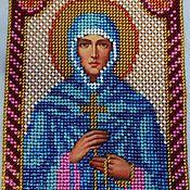 Иконы ручной работы. Ярмарка Мастеров - ручная работа святая мученица Софья. Handmade.