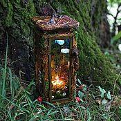 Для дома и интерьера handmade. Livemaster - original item Lantern for tealight