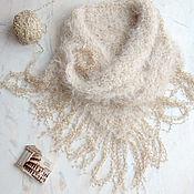 Аксессуары handmade. Livemaster - original item The Bacchus shawl scarf
