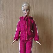 Куклы и игрушки ручной работы. Ярмарка Мастеров - ручная работа Спортивный костюм. Handmade.