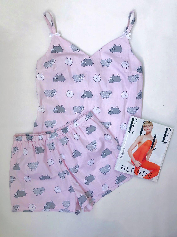 Пижама Овечки на розовом, Пижамы, Муром, Фото №1