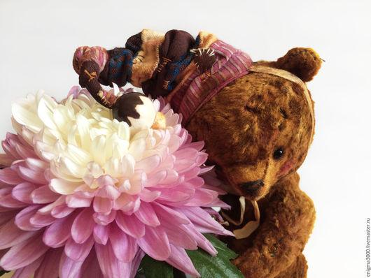 Мишки Тедди ручной работы. Ярмарка Мастеров - ручная работа. Купить Три шоколада. Мишка тедди.. Handmade. Коричневый, сладости