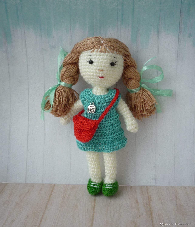 Кукла вязаная, Игрушки, Пермь, Фото №1