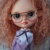 Кастом ручной работы. Ярмарка Мастеров - ручная работа Кукла Блайз (Blythe). Handmade.