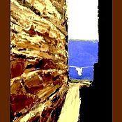 """Картины и панно ручной работы. Ярмарка Мастеров - ручная работа Картина """"Ангел"""". Handmade."""