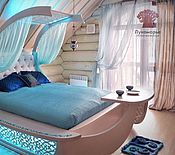 """Кровать """"Восточная Сказка"""""""