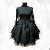 """Одежда ручной работы. Ярмарка Мастеров - ручная работа Платье""""Камили"""" в другой ткани. Handmade."""