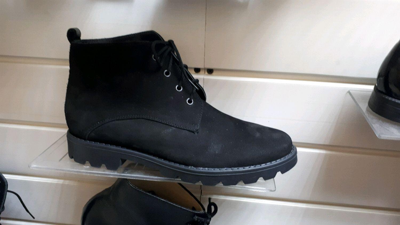 Ботинки женские натуральный нубук, Ботинки, Ярославль,  Фото №1