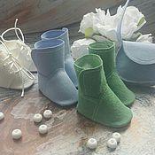 Материалы для творчества ручной работы. Ярмарка Мастеров - ручная работа ботиночки.сапожки,сумочки. Handmade.