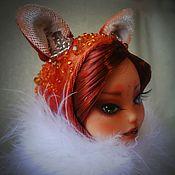 Куклы и игрушки handmade. Livemaster - original item fox. art doll. ooak.. Handmade.