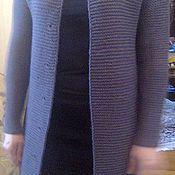 Одежда handmade. Livemaster - original item Coat knitted. Handmade.