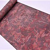 Материалы для творчества ручной работы. Ярмарка Мастеров - ручная работа Японский шелк цумуги. Handmade.