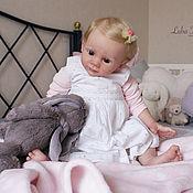 Куклы и игрушки ручной работы. Ярмарка Мастеров - ручная работа Малышка реборн Адель. Handmade.