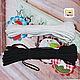 Шитье ручной работы. Ярмарка Мастеров - ручная работа. Купить Резинка 5мм (тесьма эластичная) белая и черная (РЕЗ_05). Handmade.