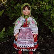 Куклы и игрушки ручной работы. Ярмарка Мастеров - ручная работа Кукла из пластика Ксана. Handmade.