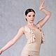 Топ `Жилет` Идеально сочетается с юбкой `Три ромба` из коллекции `Русский взгляд на фламенко`! При покупки комплекта мастерская предоставляет СКИДКУ!