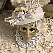 Украшения handmade. Livemaster - original item The brooch MADAME de SAVIGNY. Handmade.