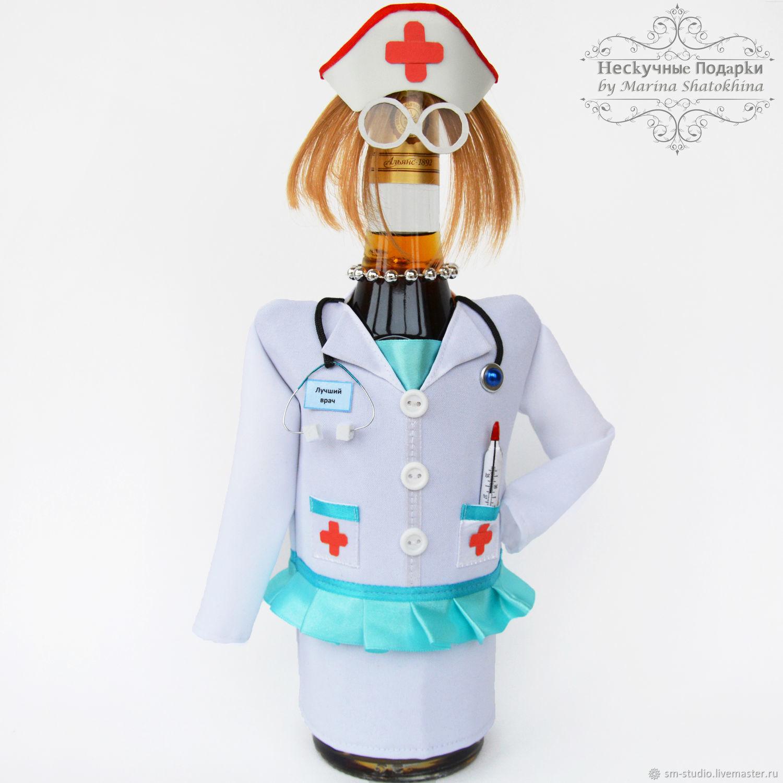 Тематические подарки для врачей 52