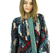 """Одежда ручной работы. Ярмарка Мастеров - ручная работа """"Городская мода""""  куртка. Handmade."""