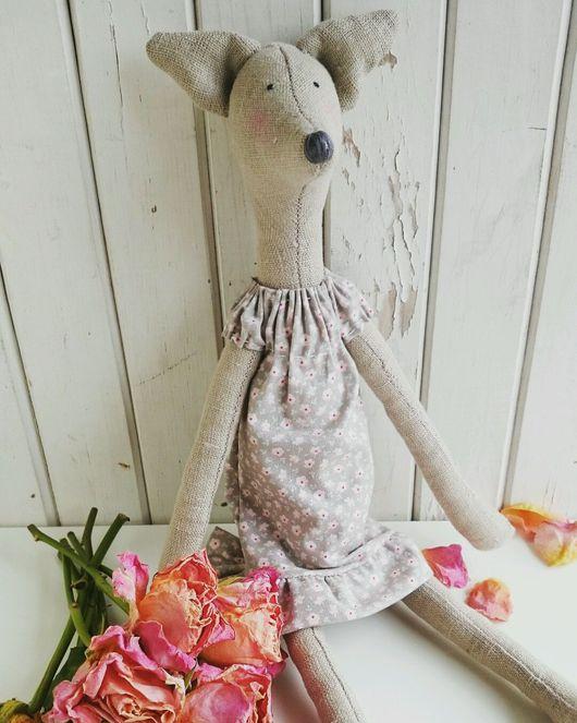 Куклы Тильды ручной работы. Ярмарка Мастеров - ручная работа. Купить Кукла тильда Лисичка-сестричка. Handmade. Тильда кукла