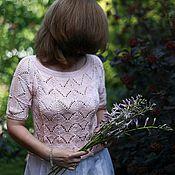 """Одежда ручной работы. Ярмарка Мастеров - ручная работа Джемпер """"Blossom"""". Handmade."""