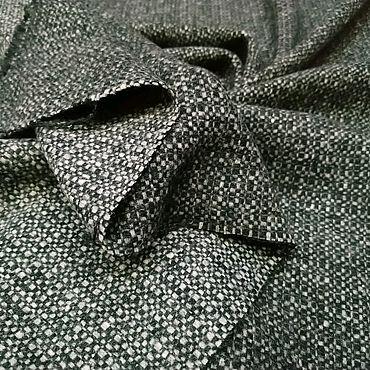 Материалы для творчества ручной работы. Ярмарка Мастеров - ручная работа Костюмно-пальтовый шерстяной твид Chanel. Handmade.