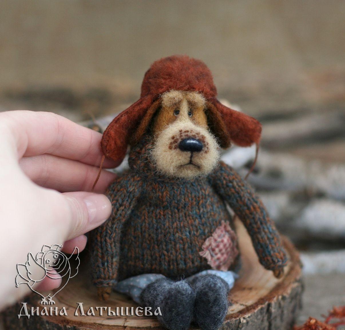 Кармашкин пёс, Мягкие игрушки, Белгород,  Фото №1