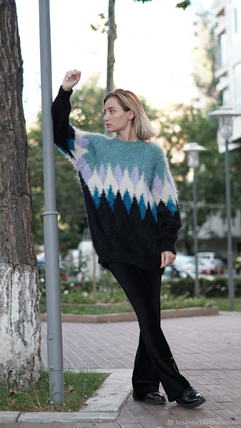 Argyle sweater,, Jumpers, Tbilisi,  Фото №1
