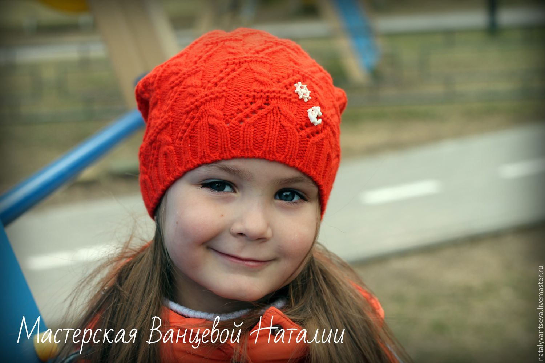 MK-description hats unisex Sea knot (knot), Courses and workshops, Nizhny Novgorod,  Фото №1
