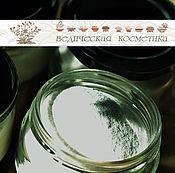 Косметика ручной работы handmade. Livemaster - original item Blanquear la crema máscara, seco concentrado 55gr. Handmade.
