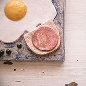handmade. Livemaster - original item The eggs number 3. Handmade tile, ceramics. Handmade.