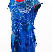 Одежда ручной работы. Ярмарка Мастеров - ручная работа туника для дамы. Handmade.
