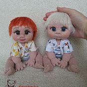 Куклы и игрушки ручной работы. Ярмарка Мастеров - ручная работа Карапузики. Handmade.