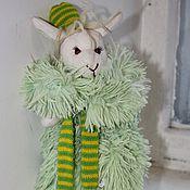 Куклы и игрушки ручной работы. Ярмарка Мастеров - ручная работа Овечка Блондинка. Handmade.