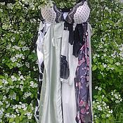 """Одежда ручной работы. Ярмарка Мастеров - ручная работа Платье бохо-шик """"Нега"""". Handmade."""